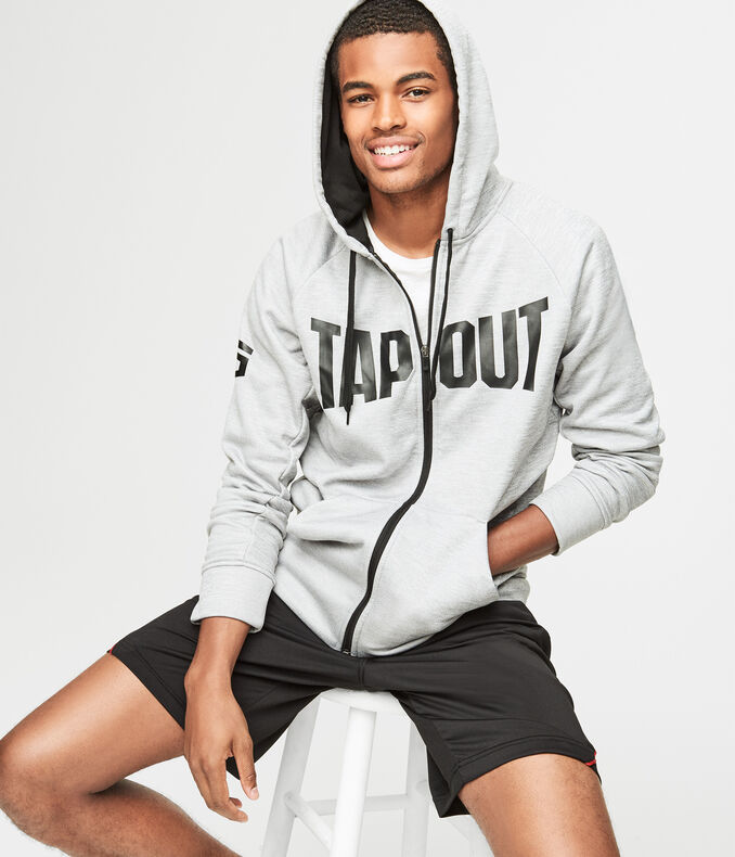 Tapout Strikeforce Full-Zip Hoodie