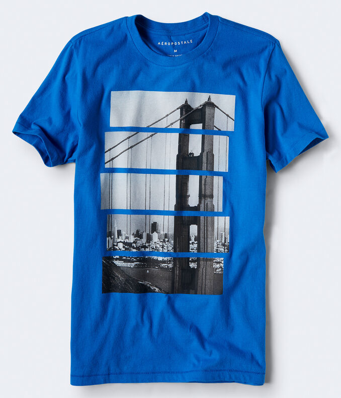 San Francisco Bars Graphic Tee