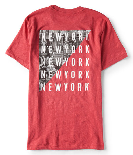 New York New York Graphic Tee