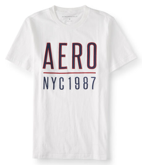 Aero NYC 1987 Graphic Tee