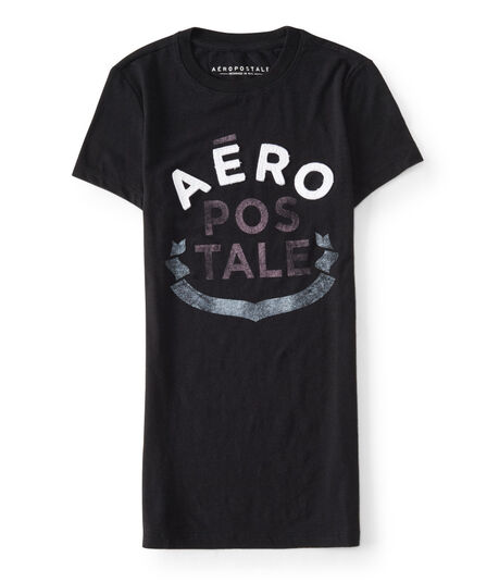 Aeropostale Banner Graphic Tee