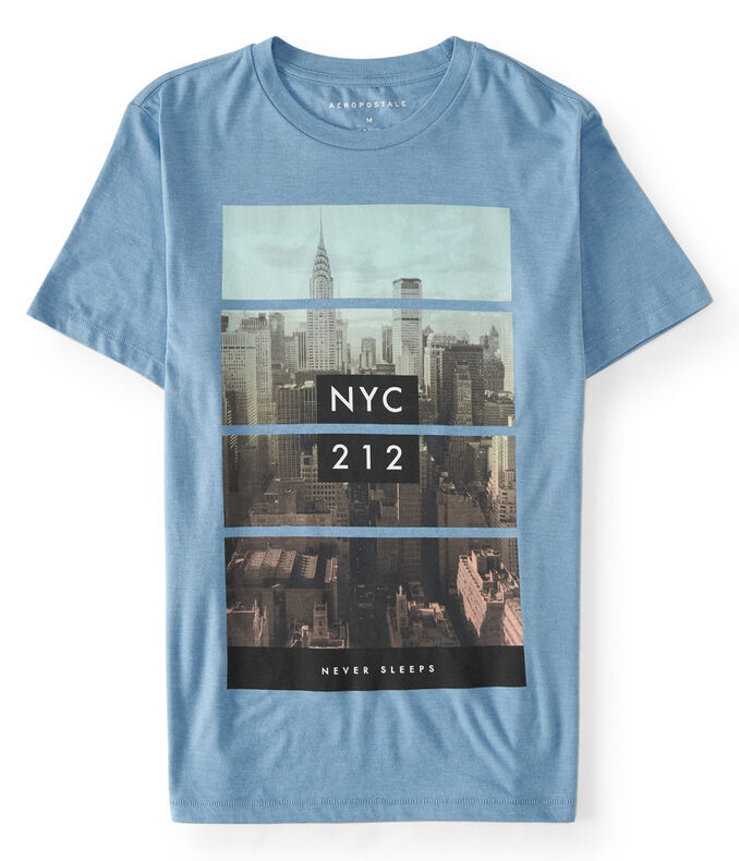 NYC 212 Graphic Tee***