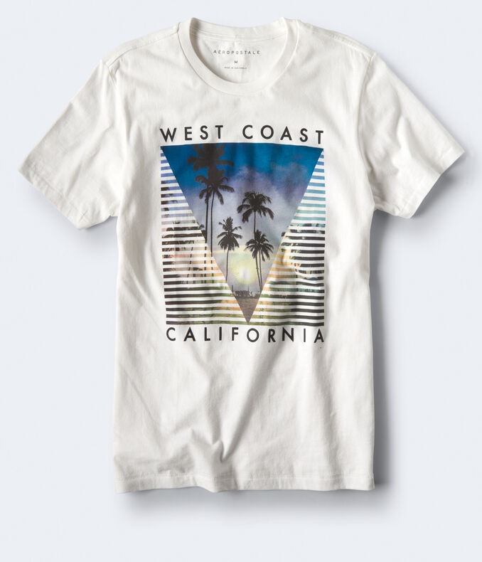 West Coast California Graphic Tee