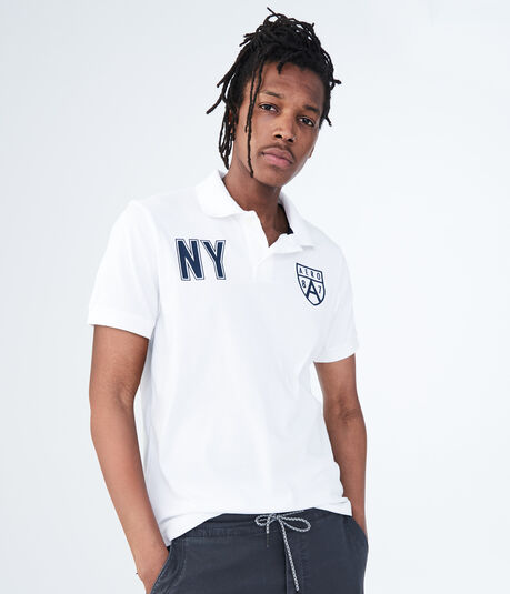 Aero Shield Jersey Polo
