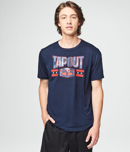 Tapout Salute Graphic Tee
