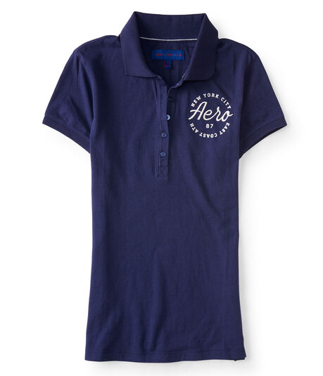 New York City Aero Jersey Polo