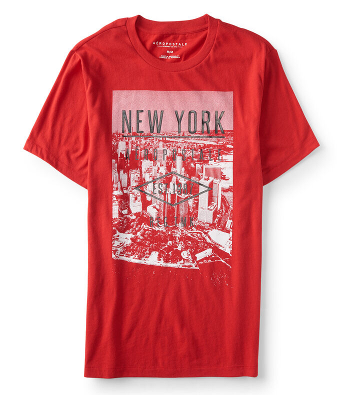 New York Aéropostale Graphic Tee
