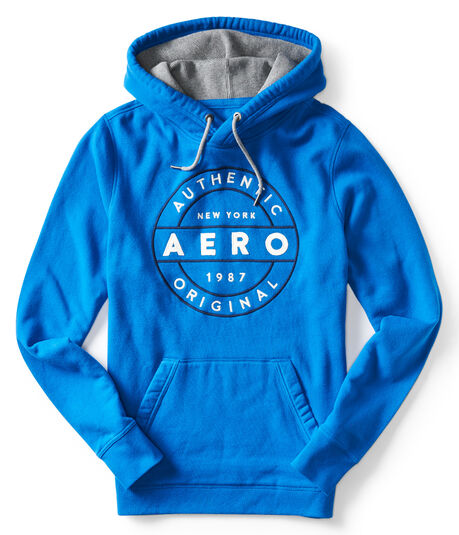 Aero Authentic Circle Pullover Hoodie