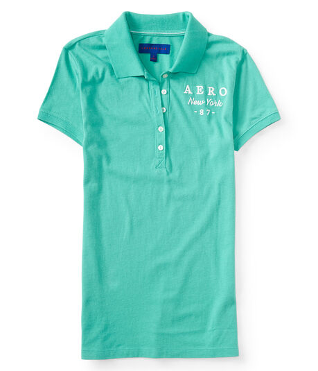 Aero New York 87 Jersey Polo