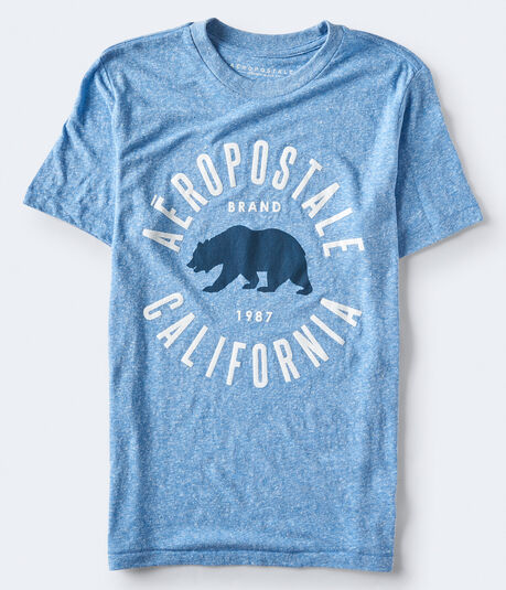 Aéropostale California Bear Graphic Tee