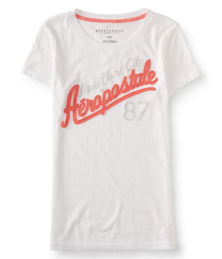 Aeropostale NYC 87 Graphic T