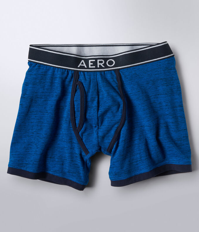 Space-Dye Knit Boxer Briefs
