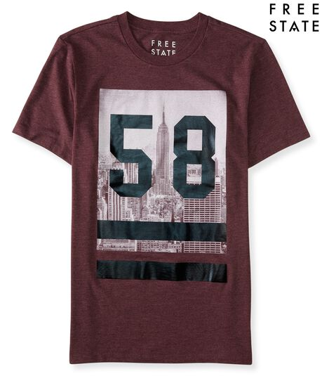 Free State 58 NYC Graphic Tee