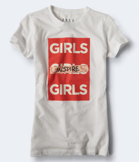 Free State Girls Inspire Girls Graphic Tee