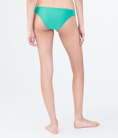 LLD Solid Side-Banded Cheeky Bottom