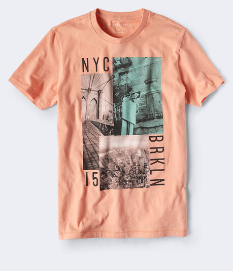 NYC BRKLYN 15 Graphic Tee