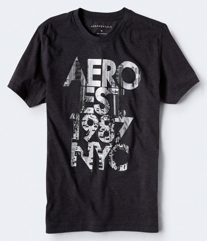 Aero 1987 NYC Graphic Tee