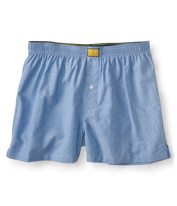 Prince & Fox Oxford Woven Boxers