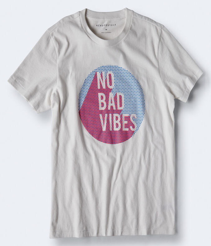 No Bad Vibes Graphic Tee