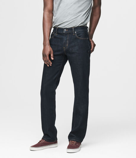 Straight Dark Wash Reflex Jean