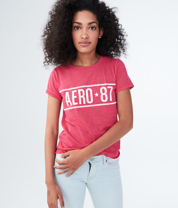 Aero 87 Relaxed Graphic Tee