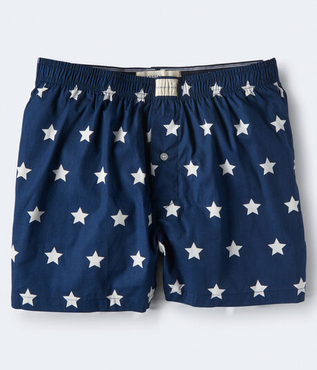 Stars Woven Boxers