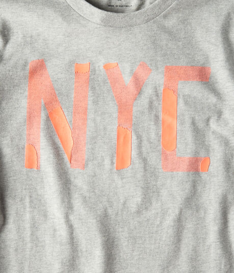 Painted NYC Graphic Tee