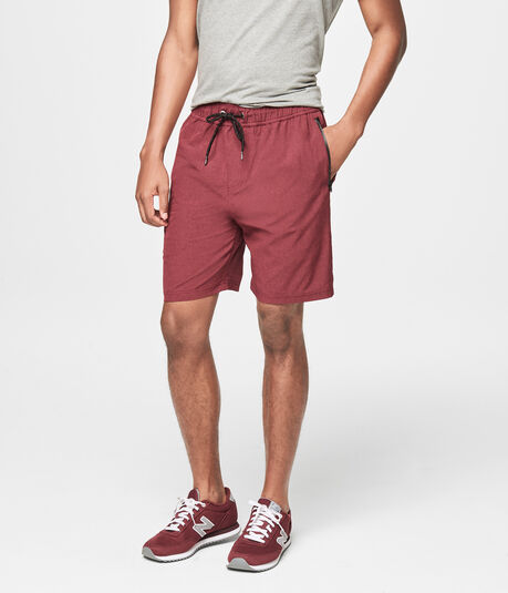 Athletic Drawstring Reflex Shorts