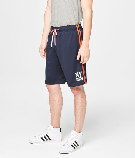 NY Mesh Athletic Shorts