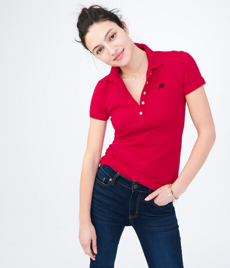 Polo Shirts for Teen Girls & Women | Aeropostale