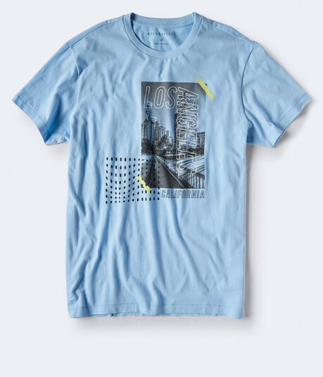 Los Angeles Highway Graphic Tee