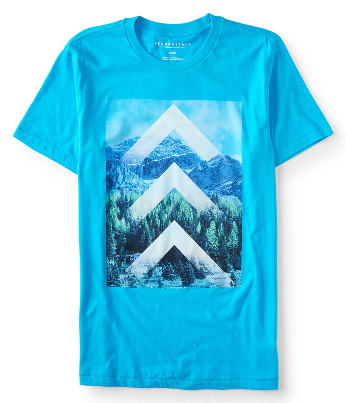 Majestic Mountains Graphic Tee