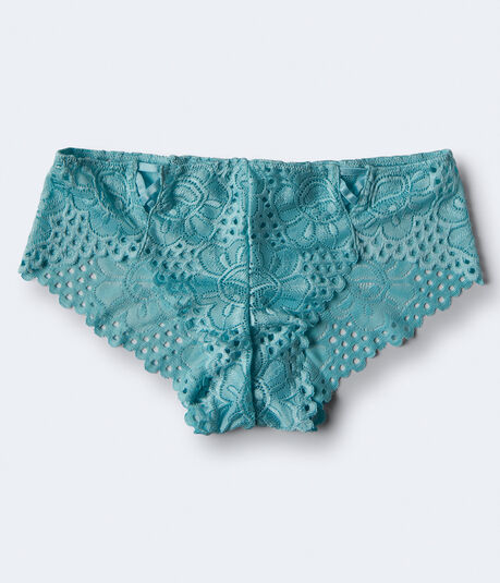 Lattice Lace Hipster
