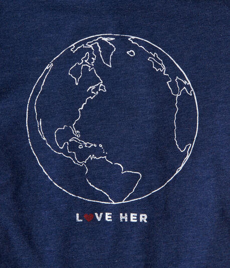Free State Love Her Earth Graphic Tee