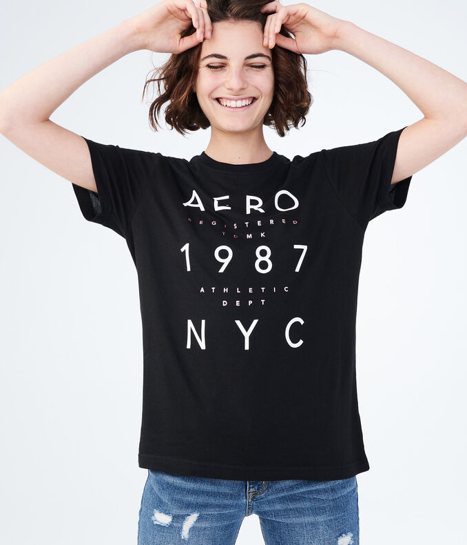 Aero 1987 NYC Graphic Boy Tee