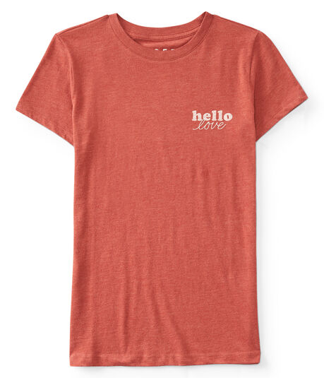 Free State Hello Love Graphic Tee