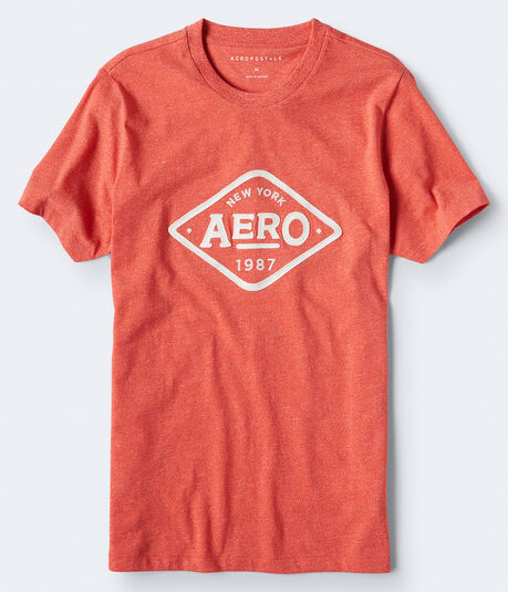 New York Aero Diamond Graphic Tee