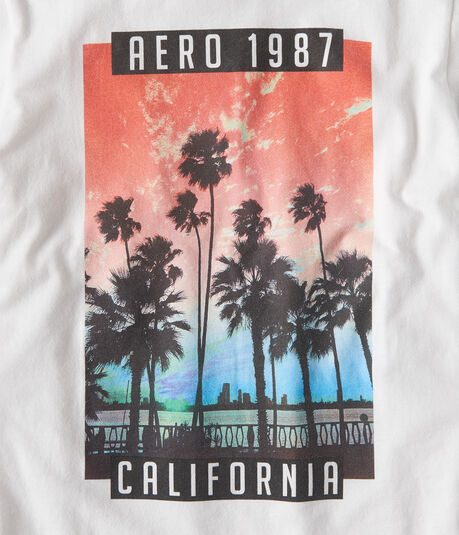 Aero 1987 California Graphic Tee