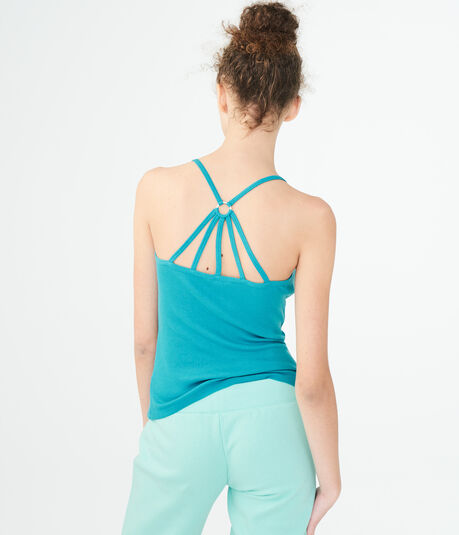 Solid Ring-Back Cami