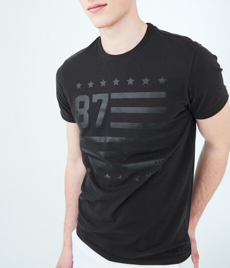 87 Flag Graphic Tee
