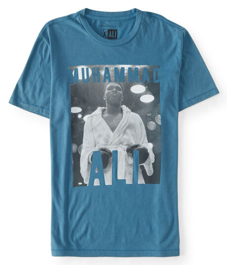 Guys' Muhammad Ali Photo Graphic Tee