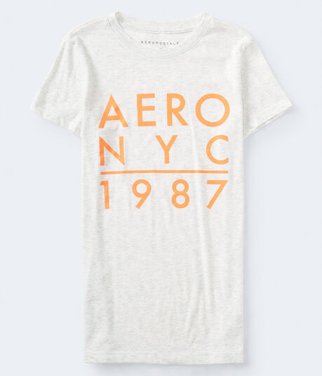 Final Sale - Aero NYC 1987 Graphic Tee