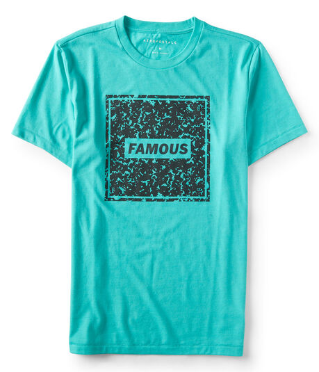 Famous Graphic Tee