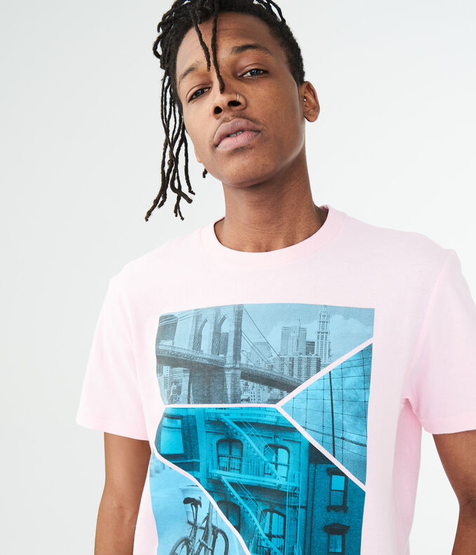 NYC Images Graphic Tee