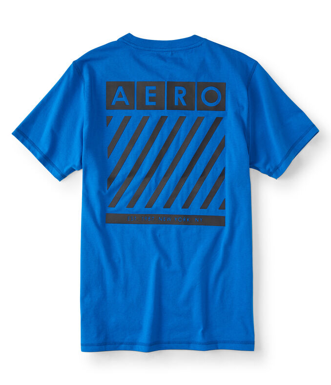 1987 Aero Stretch Graphic Tee