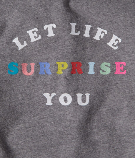 Free State Let Life Surprise You Graphic Tee