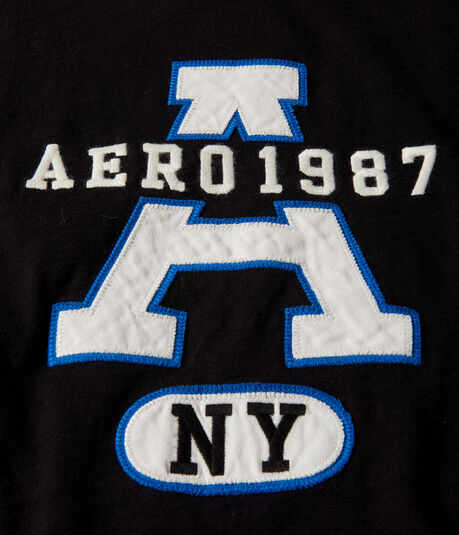 "Big ""A"" NY Graphic Tee"