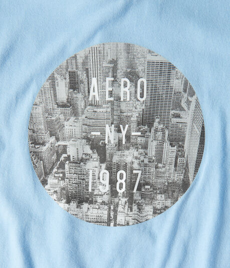 Aero City Circle Graphic Tee