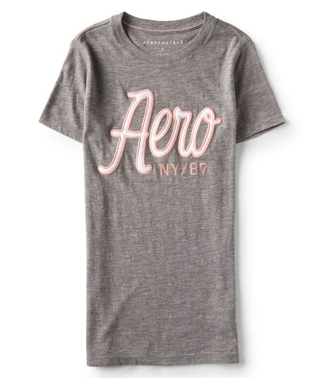 Aero NYC/87 Graphic Tee