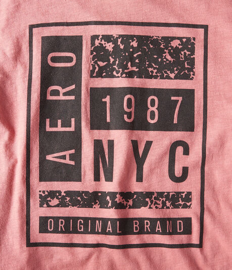 Aero NYC Box Graphic Tee